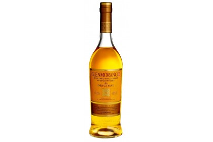 Glenmorangie '10 Years Old 'The Original' Single Malt Scotch Whisky  ( FREE 1 WHISKY GLASS )