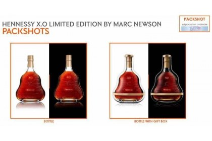 Hennessy - XO EC11 Marc Newson 2018 Limited Edition