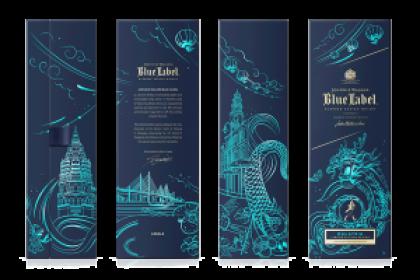 JOHNNIE WALKER Blue Label Penang Limited Edition 2019/2020