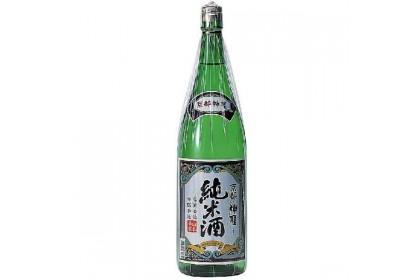 Shinsei Junmai 京都神聖 純米酒 1800ml
