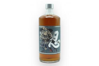SHINOBU Pure Malt Whisky 10 Year Old Mizunara Japanese Oak Finish